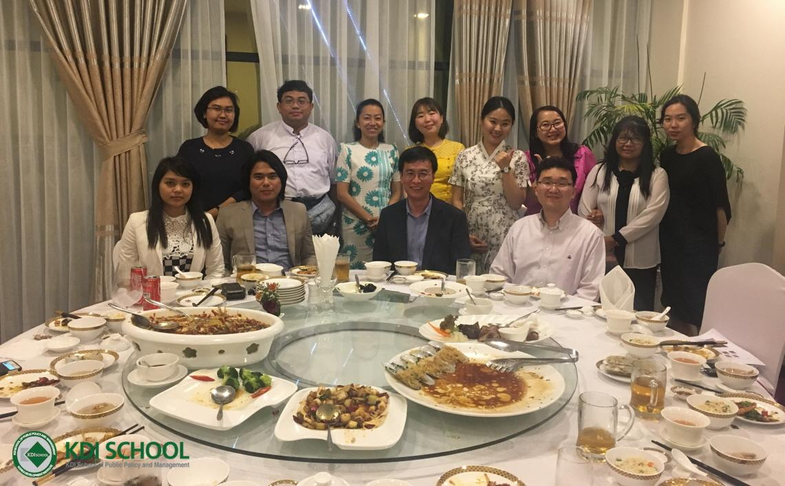 20170201_Alumni Gathering in Myanmar